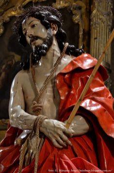 Besamanos a Ntro Padre Jesús de la Misericordia (Foto: Gonzalo Márquez)