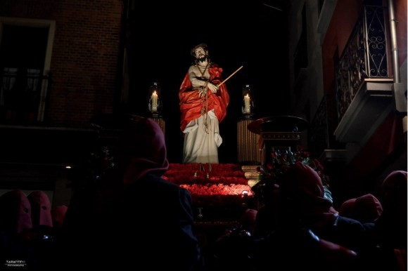 Nuestro Padre Jesús de la Misericordia con el cordón de Oviedo 02