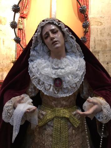 Ntra Madre de la Divina Gracia para Corpus Christi 2020