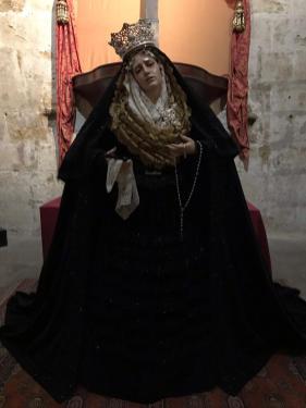 Ntra Madre de la Divina Gracia para su Solemne Triduo de 2020