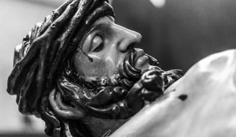 Nuestro Señor Jesús de la Redención (fotografía: Adrián de la Torre)