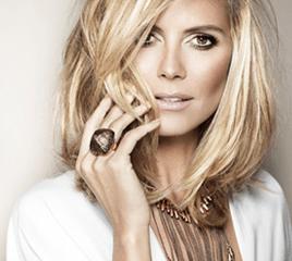Shoppers go wild for Heidi Klum's New Wildlife QVC Jewelry Line