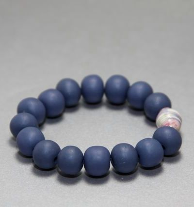 Fair Trade Bead Bracelet By Reija Eden Jewelry