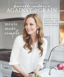 against all grain meals made simple