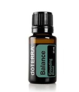 balance ssential oil blend doterra