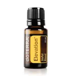 doterra elevation essential oil blend