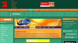 Galileo Lexikon