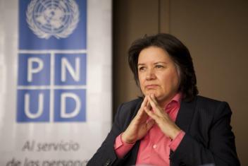 Jessica Faieta, directora regional de PNUD, expresó que la problemática de los jóvenes en América Latina requiere respuestas rápidas por parte de los Estados y de sus sociedades. Foto: inversorlatam.com