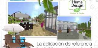 Aplicación para iOS y iPad Home Design 3D
