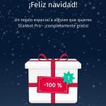 Scanbot Pro 6 gratis por navidad