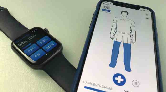 WaterMinder - Review - iPhone y Apple Watch