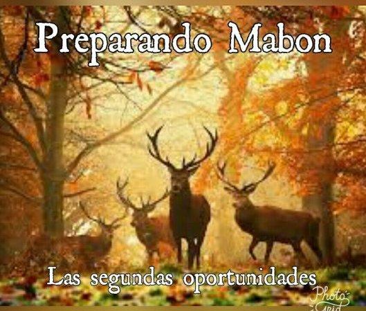 Preparando Mabon las segundas oportunidades.