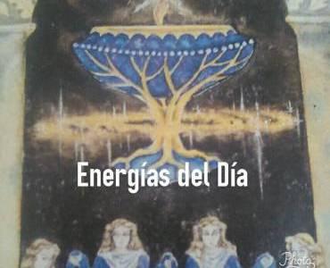 Energías que se Moverán el 16 de Noviembre de 2017