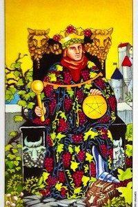Curso de Tarot: El Rey de Monedas
