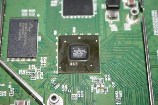 CPU primordial del enrutador D-Link DIR-890L
