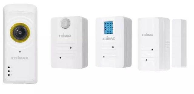 Edimax IC-5170SC unboxing y primeras impresiones