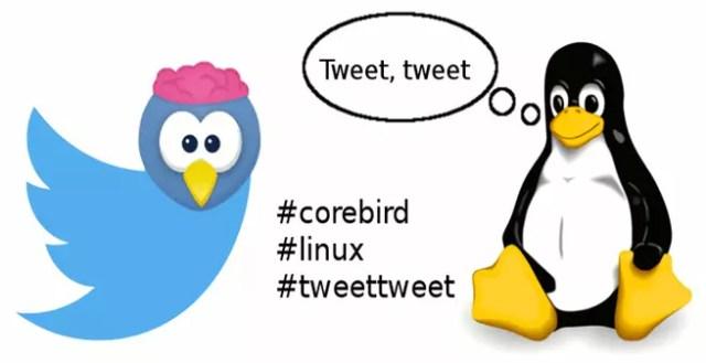 Corebird, el programa de Twitter para Linux