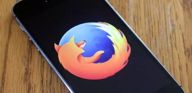 Mozilla Firefox para móviles