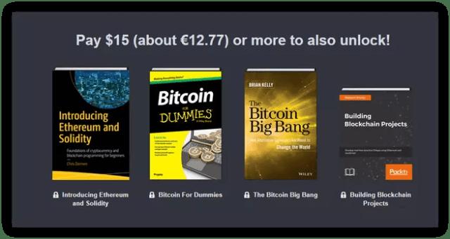 Bitcoin, Blockchain & Cryptocurrency - Humble Book Bundle 3