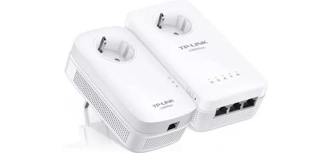 Oferta en Amazon de éste PLC con WiFi