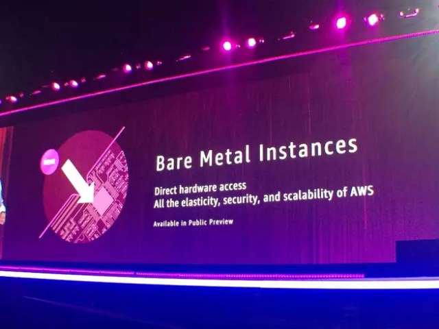 Amazon EC2 Bare Metal