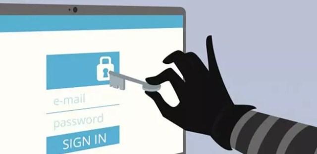 Cuentas de redes sociales afectadas