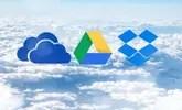 Google Drive vs OneDrive vs Dropbox: confianza y aptitud de almacenamiento