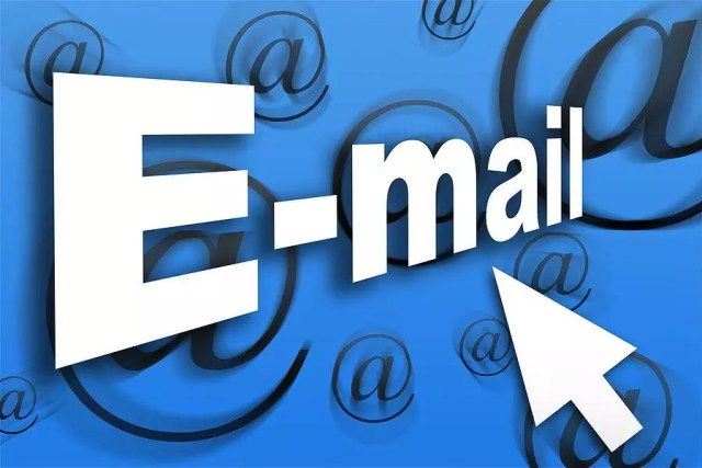 Fallos al enviar un correo