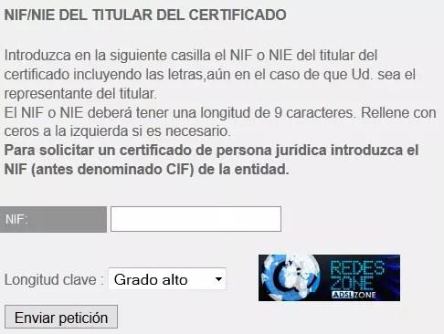 Certificado digital consejos tiles para solicitarlo for Oficinas certificado digital