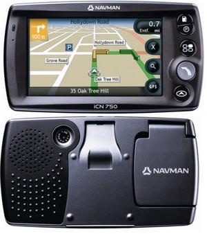 Navmanicn750c