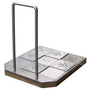 metalpadddr small Metal Pad DDR Platinum Pro   metal gear solid