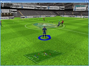 unitedsoccer small United Soccer   online multiplayer football gets its boots on