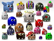 openclipartlibrary2 small Open Clip Art Library   public domain library of free clipart for all