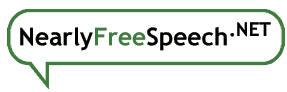 nearlyfreespeech Nearly Free Speech Web Host   pay as you go web host offers innnovative scaleable hosting
