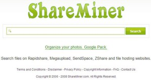 shareminer small Clownsuits   search tools for hard to find files and stuff