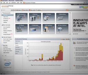 spiceworks small Spiceworks   free IT management software