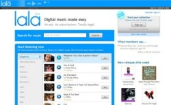 Lala – digital music made easy