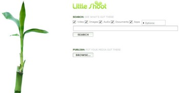 littleshoot small Little Shoot   P2P plugin offers searchability