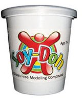 Soy Doh – as in d'oh! Why didn't I think of that!
