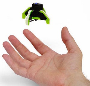 microflytinyufo small MicroFly Tiny R/C UFO   remote controlled tiny toys for big boys