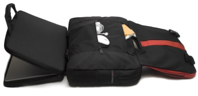 Checkpoint Flyer – laptop bag built for flying
