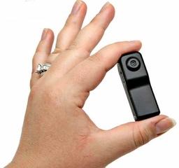 Mega Mini Spy Camera Pro – tiny colour camera with voice activated recording