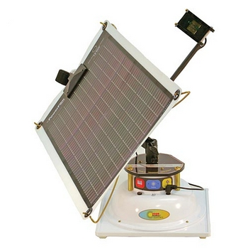 Solar ChumAlong – solar cell sun tracker for your mobile gadget needs