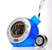 Bedol Eco-Friendly Water Powered Clock – no batteries needed