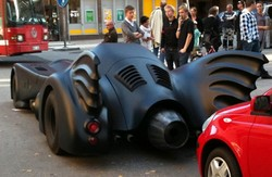 batmobilesweden2 small1 OMGG   The Batmobile lives!