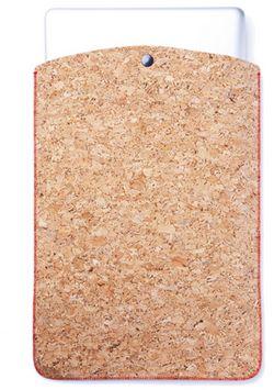 Eco Laptop Case – A laptop case made of cork