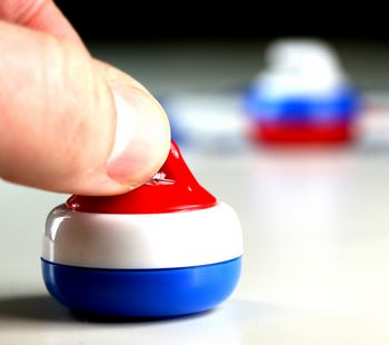 Desktop Mini Crazy Curling – Bring the Winter Olympics to your desk