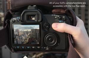 Cloak Bag – Stealthy camera bag keeps your SLR out of sight