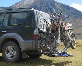 FX Mountain Moto – Part mountain bike, part motocross bike, all awesome