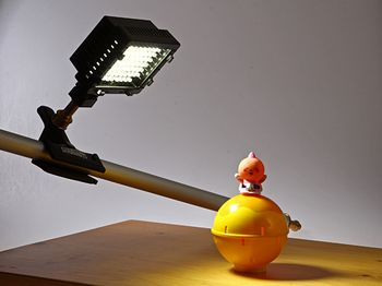 Tiny Cordless LED Light – Cool cordless photography light